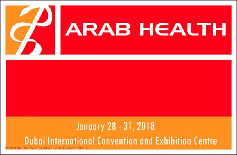 نمایشگاه تجهیزات پزشکی عرب هلث | امارات 2019