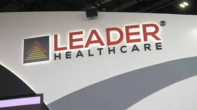شرکت Leader Healthcare در عرب هلث 2019