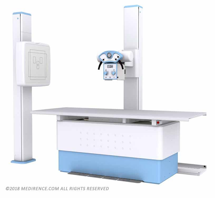 راهنمای خرید دستگاه رادیوگرافی دیجیتال