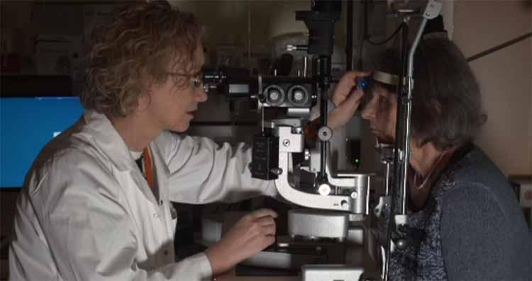 تشخیص سریع بیماری شبکیه