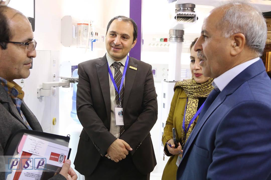 تصاویر شرکت  پیشگامان صنعت پزشکی یزد طب