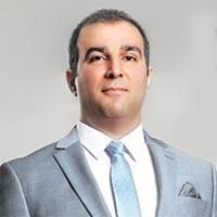 امیر حسین متین مدیرعامل شرکت طراحان طبی متین