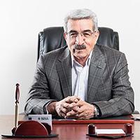 حمداله غضنفری مدیرعامل شرکت سینا حمد آریا