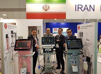 شرکت تجهیزات پزشکی احیا درمان پیشرفته