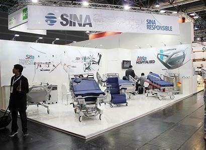 شرکت تجهیزات پزشکی سینا حمد آریا