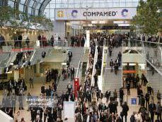 تصاویر نمایشگاه تجهیزات پزشکی کمپامد (COMPAMED 2019)