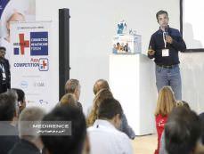 تصاویر مسابقه استارت آپ ها در نمایشگاه مدیکا (MEDICA 2019)