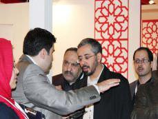 گالری تصاویر شرکت سینا حمد آریا در نمایشگاه عرب هلث 2009