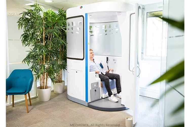 اتاق پزشکی از راه دور