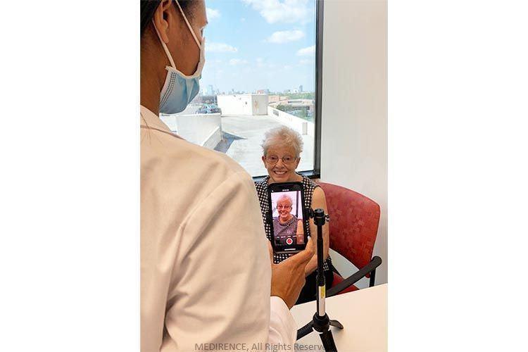 تشخیص سکته مغزی سریع با تست تلفن هوشمند