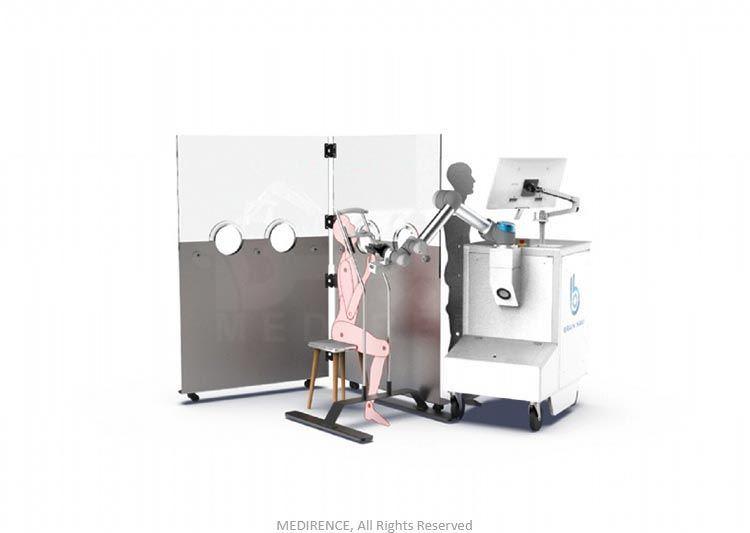 ربات نمونه گیر برین نوی