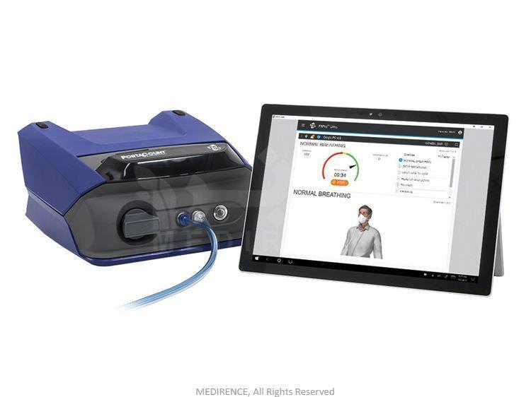 دستگاه کالیبراسیون ماسک تنفسی