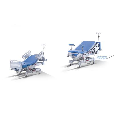 تخت زایمان مدل Castia D3101 POCE شرکت سینا حمد آریا