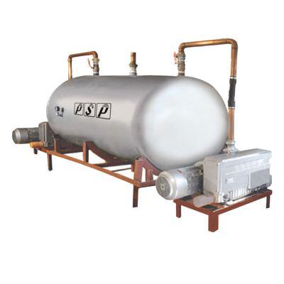 پمپ وکیوم مدیکال مرکزی با فیلتر و خلط گیر مدل PSP-Central Vacuum Pump شرکت پیشگامان صنعت پزشکی یزد طب
