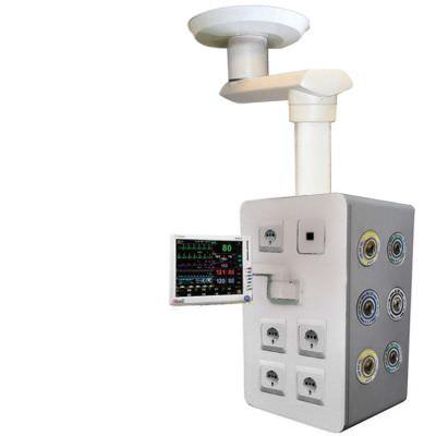 کنسول سقفی-تک بازو-بخش ویژه و اتاق عمل مدل M.PS-4 شرکت پیشگامان صنعت پزشکی یزد طب