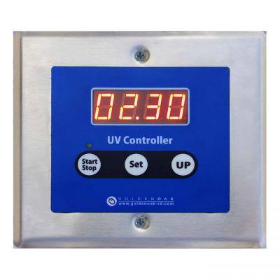 کنترل لامپ یووی اتاق عمل مدل GOM-UV21 شرکت تحقیق و توسعه بلوط طلایی